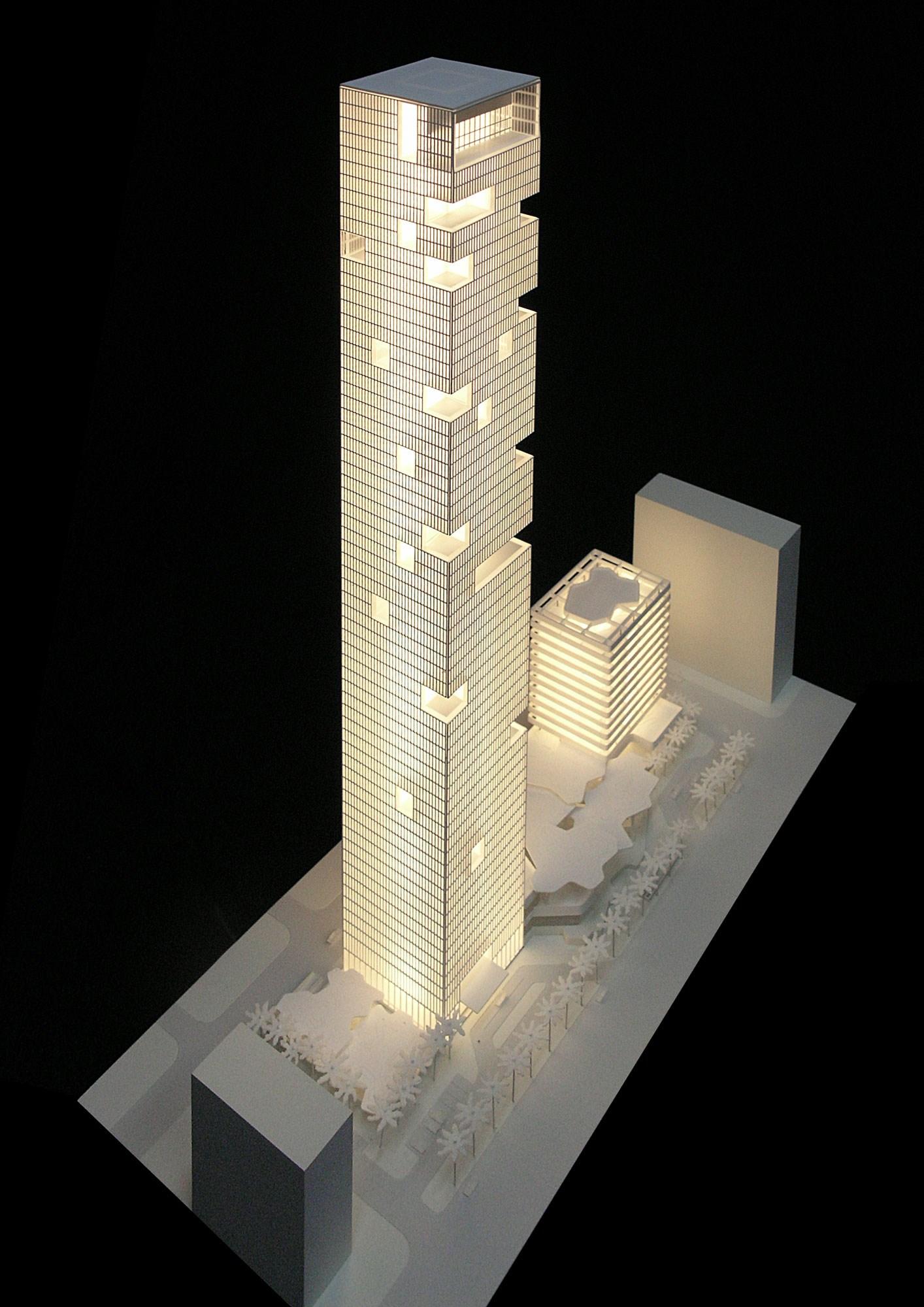 Promontorio Kempinski Rafal Tower